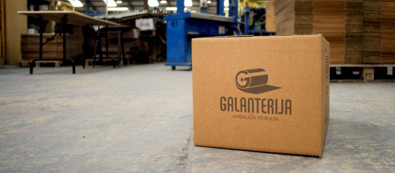 Galanterija je tvrtka koje je već 20 godina prisutna na hrvatskoj poslovnoj sceni. Pokrivamo veliko područje proizvodnje plastične, kartonske i papirne ambalaže.